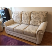 Mrs Mellows from Huthwaite - New Marlow sofa in Maidavale fabric