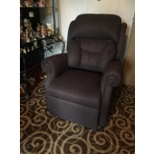 Mrs Foster from Kirkby in ashfield - New Nottingham recliner in McKenzie fabric