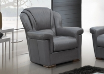 LOUISE LEATHER CHAIR
