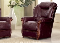 KAYE LEATHER CHAIR
