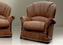 BETHANY LEATHER CHAIR