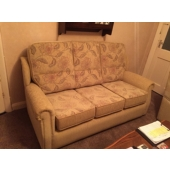 M/M Barson from Sutton in Ashfield - New Stretford sofa in Maidavale fabric