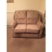 M/M Jeffs from Sutton in Ashfield - New Stretford sofa in Carnevale fabric
