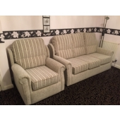 M/M Wright from Sutton in Ashfield - New Stretford sofa in Montanna fabric