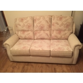 Mrs Buckley from Kirkby in Ashfield - New Stretford sofa in Maidavale fabric