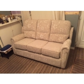 Mrs Pulford from Sutton in Ashfield - New Stretford sofa in Caledonian Fabric