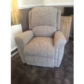 Mrs Coope from Blackwell - New Granada Beauvale electric recliner in Kilburn fabric