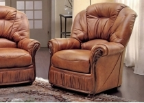 DENISE LEATHER CHAIR