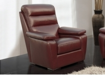 ADELE LEATHER CHAIR