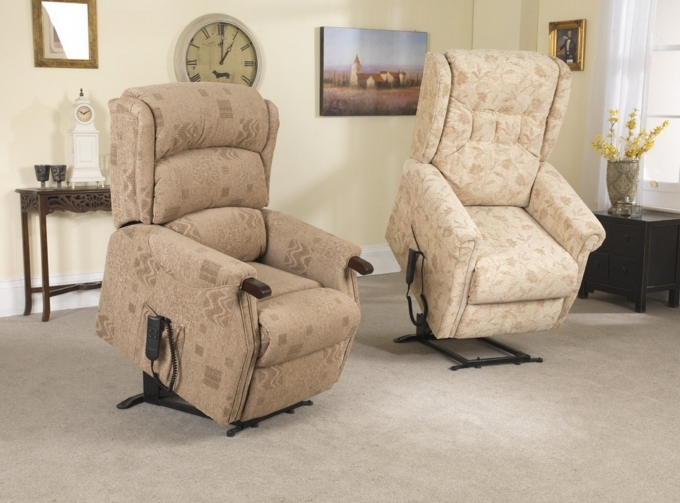 CHESTER DUAL MOTOR ELECTRIC RISE AND RECLINER