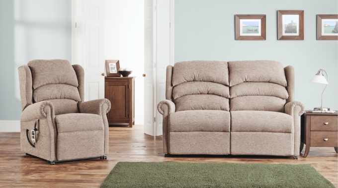 NERWARK ELECTRIC RISE AND RECLINER