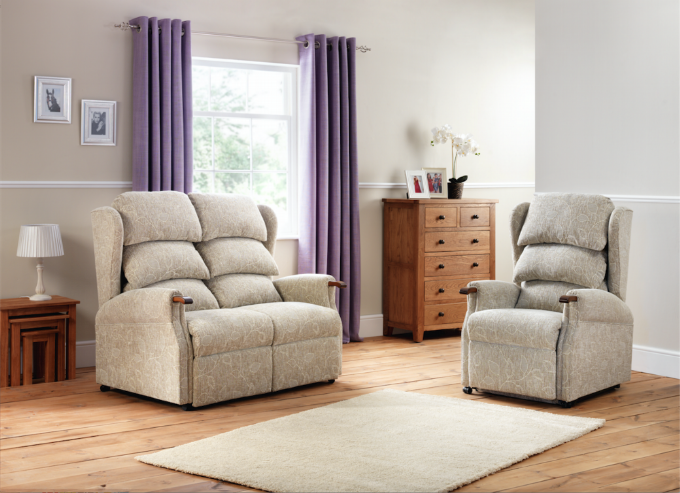 WOLLATON ELECTRIC RECLINER